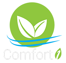 Comfort 1 Heating & Air Conditioning Services - Logo